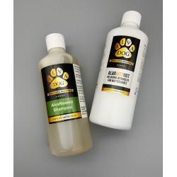AlvaNeem Shampoo 1Ltr. & AlvaWotNot 1Ltr .