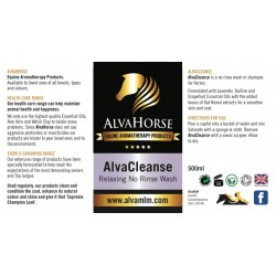 AlvaCleanse  ~ Relaxing No Rinse Wash 250ml