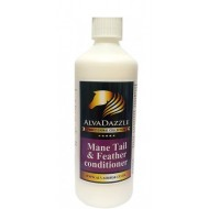 AlvaDazzle ~ Mane Tail & Feather Conditioner 1 Ltr. ~ Refill