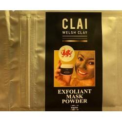 CLAI Exfoliant Mask Powder Sachet 10gms
